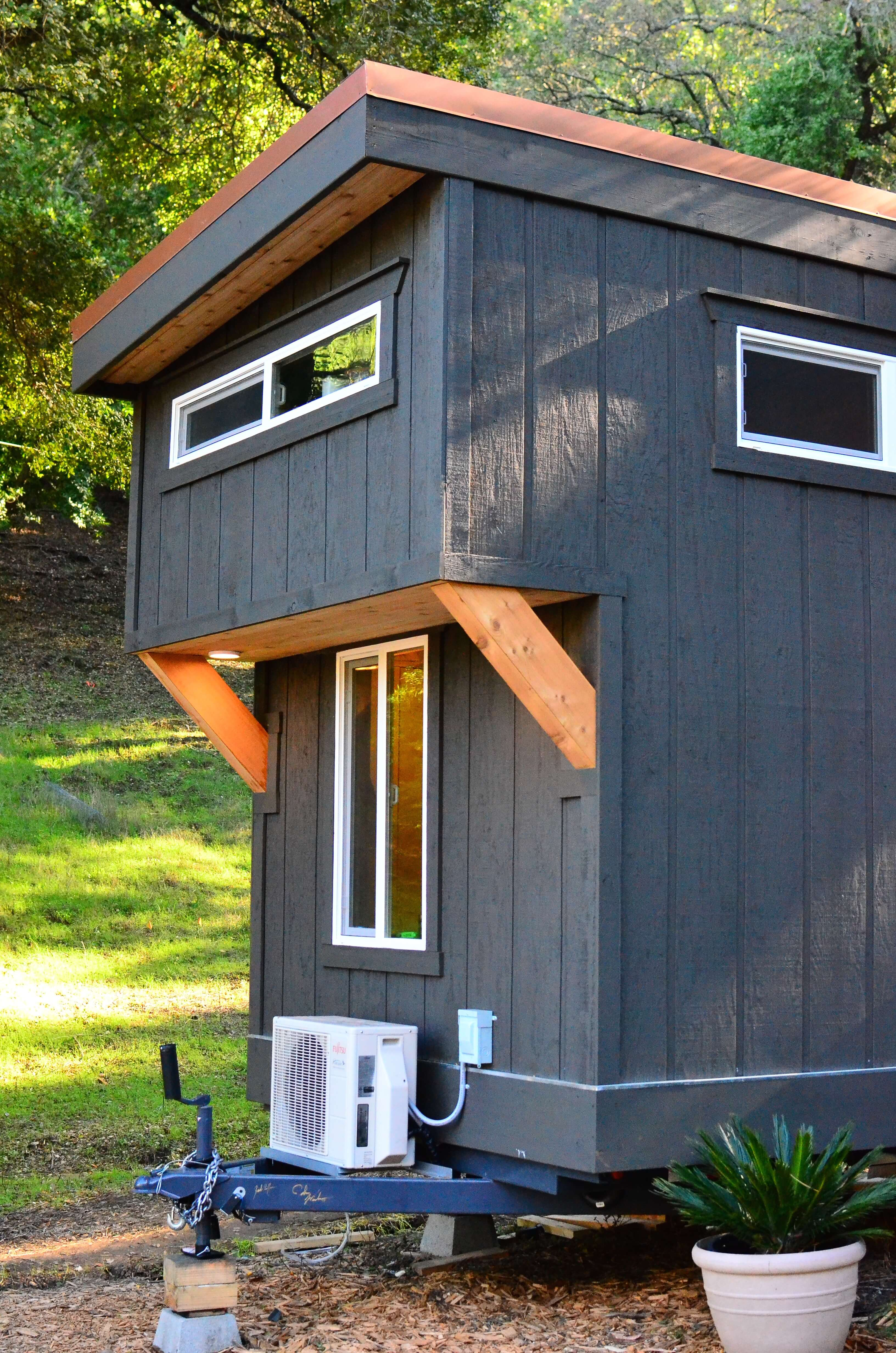 Stupendous Tiny House Walk Through Exterior Tiny House Basics Largest Home Design Picture Inspirations Pitcheantrous