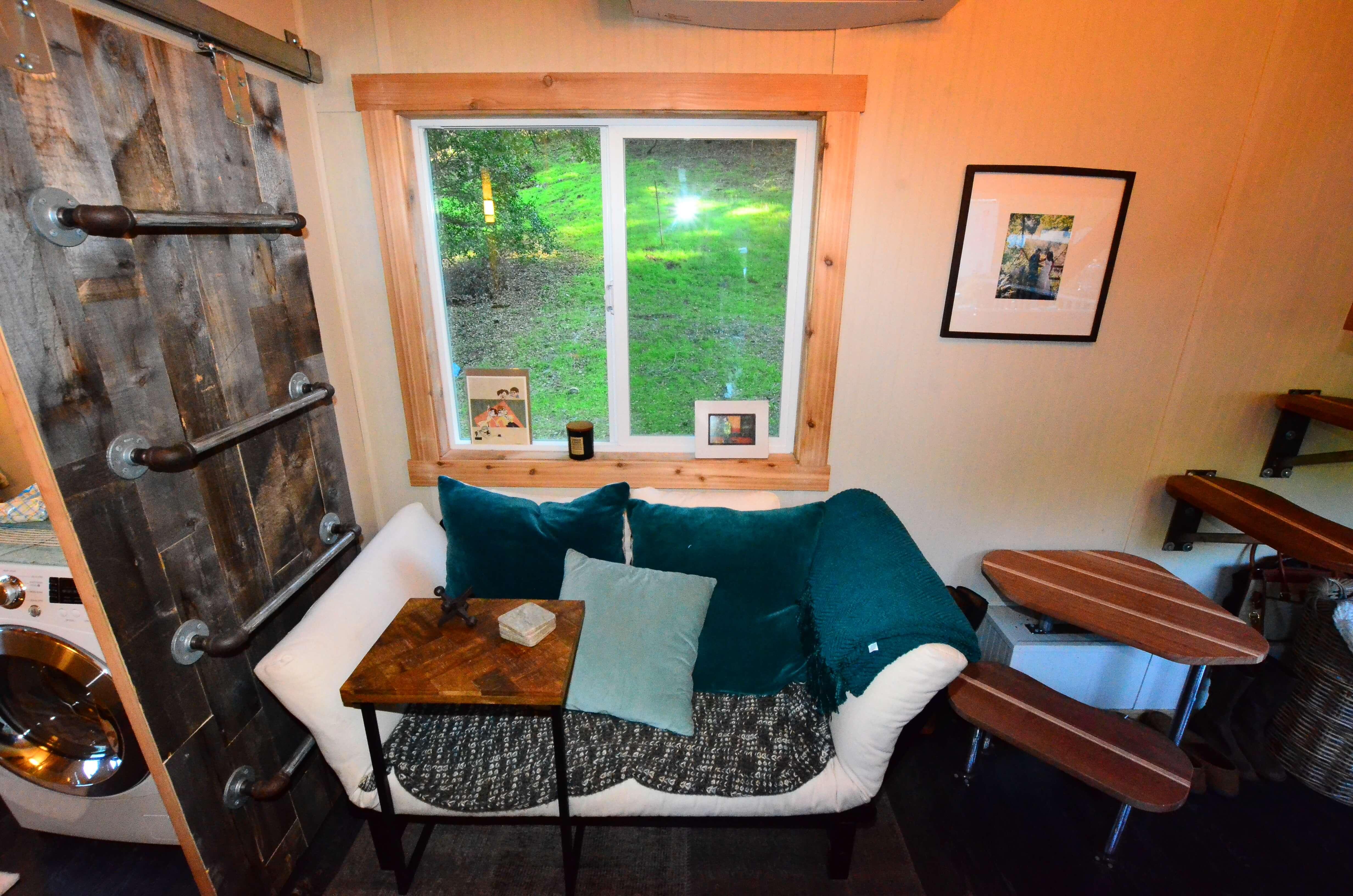 Tiny House Walk Through Interior Tiny House Basics