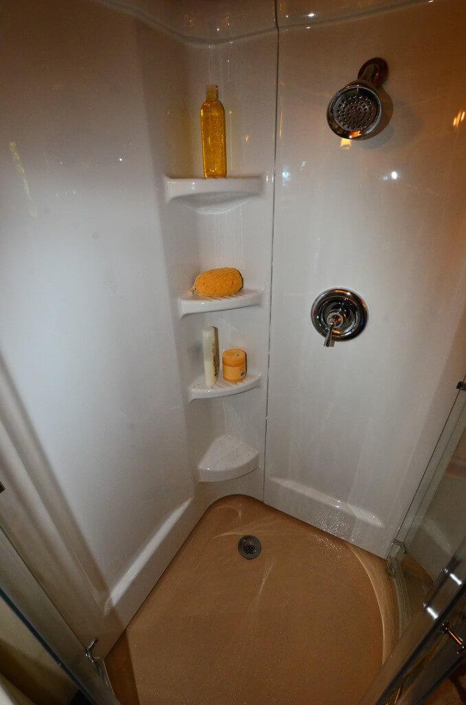 Big Corner Shower