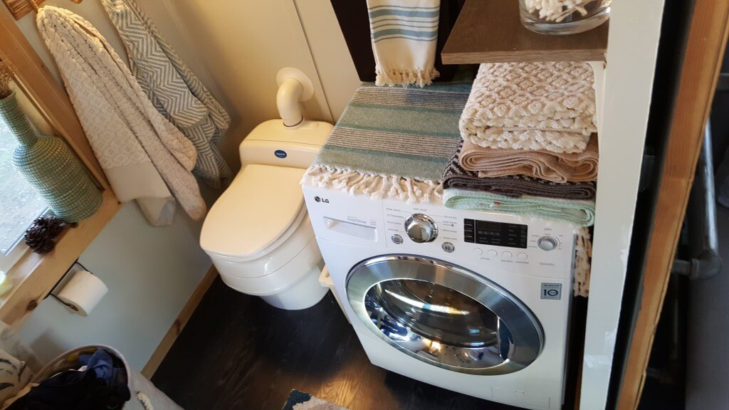 tiny house water usage washer dryer combo - Tiny House Washer Dryer