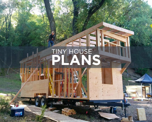 Tiny house basics the leading builder for tiny house for Foundation tiny house builders