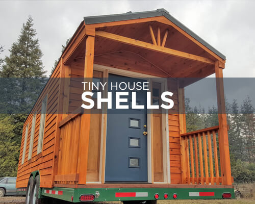 Tiny house basics the leading builder for tiny house for Custom build your own home